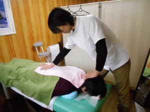 オステオパシー・頭蓋仙骨療法